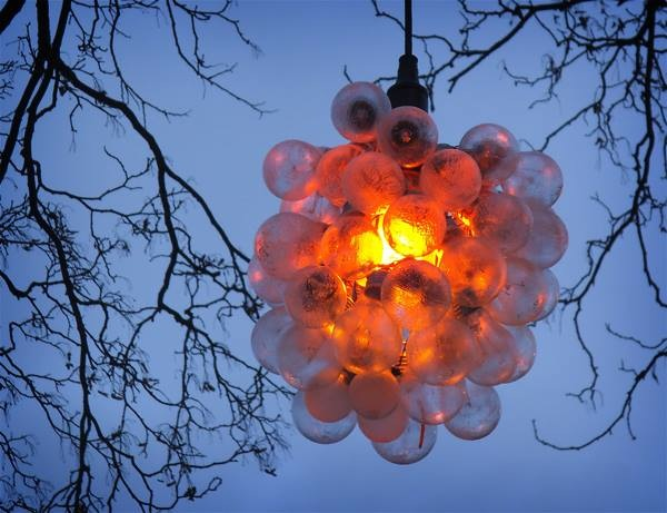 Alexander Salvesen, Light sculpture, 2015, Lux Helsinki