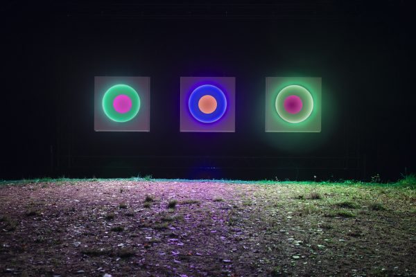 Alexander Salvesen, Relations of Colour, Light, Art, Installation, Reflektor, Light Festival, Helsinki, Valotaide, Colour,
