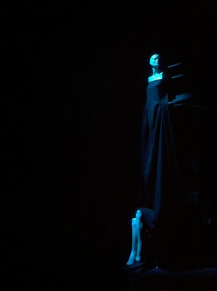 Ylpeys, Light Installation, 2011, Theatre Academy, Mateus Manninen