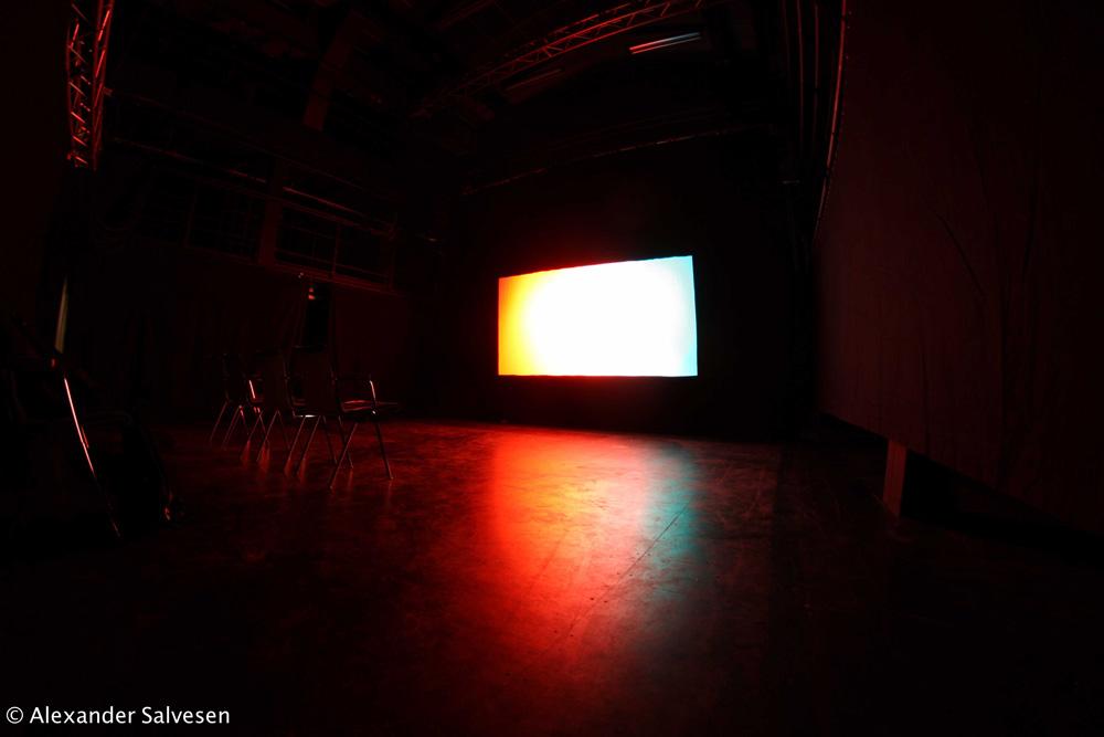 See The Light, light, installation, Alexander Salvesen, 2013