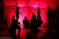 Raiteet Ristissä, Raideyliopisto syysrevyy, Sibelius-Academy, revue, light, design, 2013, Alexander Salvesen