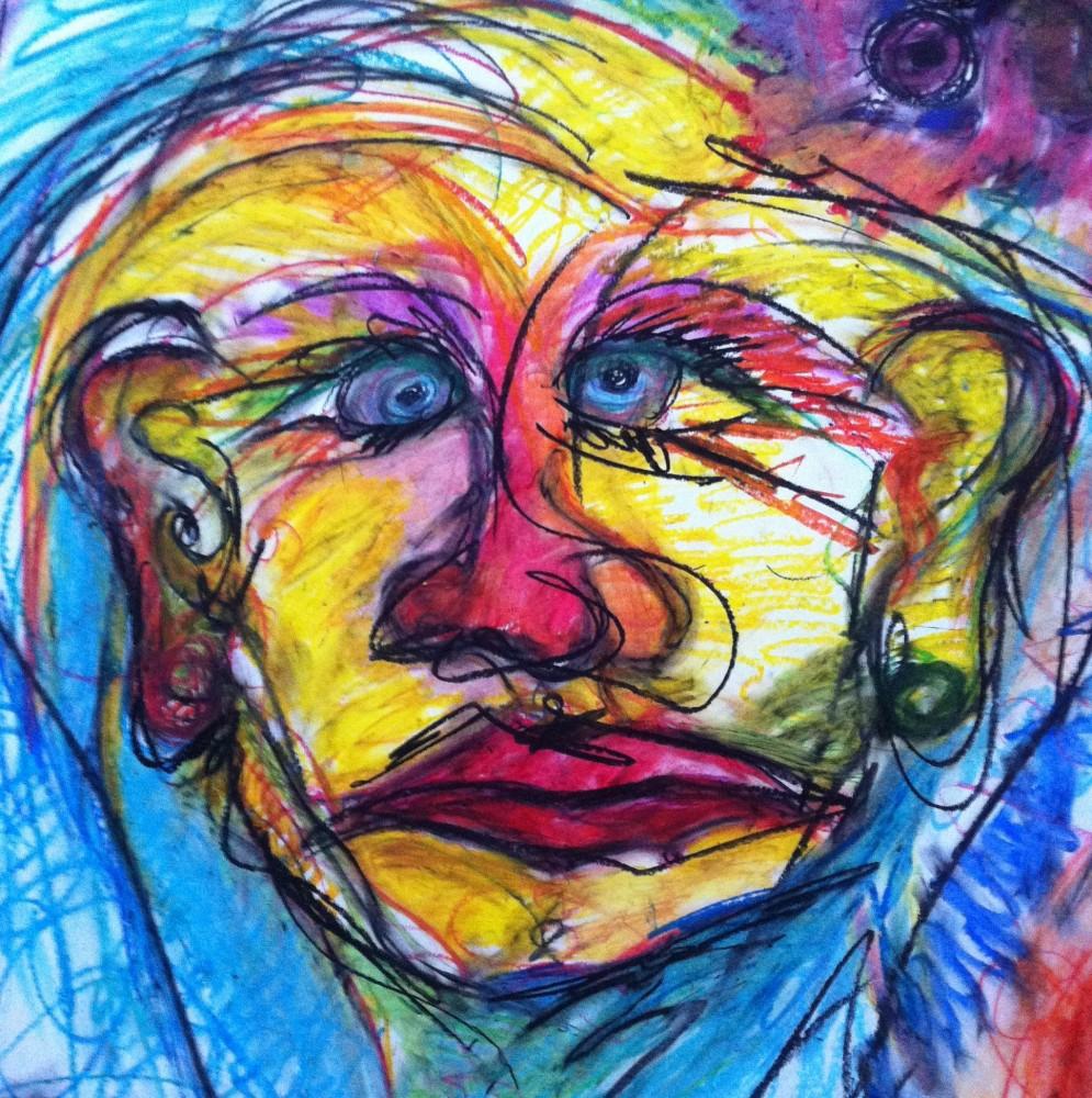 alexander Salvesen, fine art, drawing