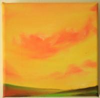 alexander Salvesen, fine art, oil, painting