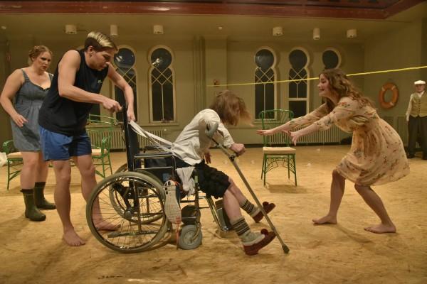 Måsen, Alexander, Salvesen, 2015, Universum, Chekhov, Tjehov,