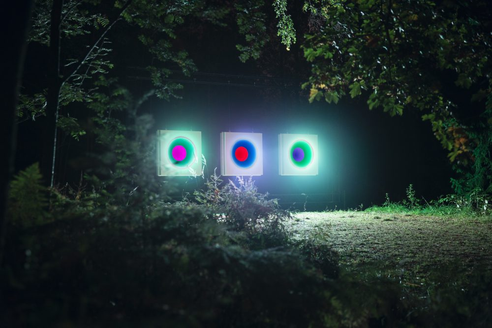 Alexander Salvesen, Relations of Colour, Light, Art, Installation, Reflektor, Light Festival, Helsinki, Valotaide, Colour,